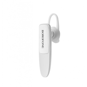 Bluetooth-гарнитура Borofone BC12 JoyTalk Mono Business Bluetooth Earphone (White)