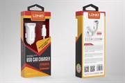 АЗУ LDNIO  DL-C17  1A 1USB ports + кабель usb V8 Micro 1000mm