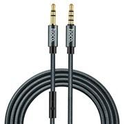 Кабель HOCO UPA04 Noble sound series AUX audio cable  (с микрофоном)