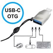 Адаптер Hoco UA9 USB - Type-C OTG