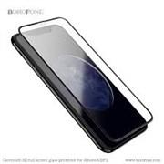 Защитное стеклоBF1 GenTouch 3D Full Screen Tempered Glass Screen Protector (Drop Glue 3D) iPhone X (Black)