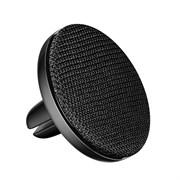 Автомобильный ароматизаторBaseus Car Fragrance Fabric Artifact Black (SUXUN-BY01) Черный)