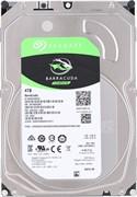 Внутренний жесткий диск HDD  Seagate  4TB  BarraCuda, SATA-III, 5400 RPM, 256 Mb, 3.5''