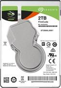 Внутренний жесткий диск HDD  Seagate  2TB  FireCuda, SATA-III, 5400 RPM, 128 Mb, 2.5''