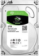 Внутренний жесткий диск HDD  Seagate  2TB  BarraCuda, SATA-III, 7200 RPM, 256 Mb, 3.5''