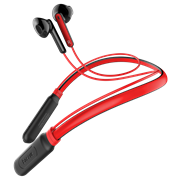 Беспроводные наушники Baseus Encok Neck Hung Bluetooth Earphone S16 Красный (NGS16-09)
