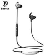 Беспроводные наушники Baseus Encok Bluetooth Earphone S03 Черный-серебро  (NGS03-01)
