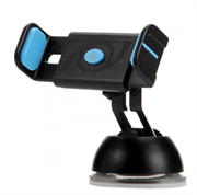 Автомобильный держатель HOCO CPH17 Semi-automatic suction pad Mobile Holder
