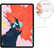 Защитное стекло Baseus Screen Protector Light and thin, explosion-proof and high transparency (SGAPIPD-BX02) для iPad Pro 12.9 2018