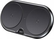 Беспроводная зарядка Baseus Dual Wireless Charger (Plastic style) (WXSJK-01)