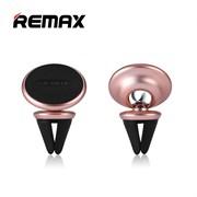 Автомобильный держатель Remax RM-C30 Розовое золото
