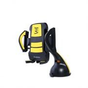 Автомобильный держатель Remax RM-C26 black with yellow