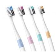 Набор Зубных щеток Xiaomi Doctor B Support Bass Method 4шт
