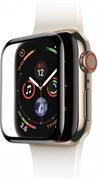 Защитное стекло Baseus Full-screen Curved Tempered Film , для Apple Watch series 4 42 mm, Черный ( SGAPWA4-D01 )