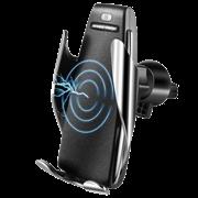 Автомобильный держатель с функцией беспроводной зарядки Kingleen Car Wireless Charger S400