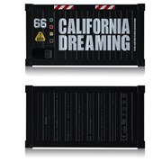 Внешний аккумулятор Remax Container Series 10000mah Power Bank RPP-93 black