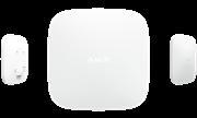 Центральная панель Ajax Hub Plus GSM & Ethernet & WiFi