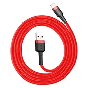 Кабель Baseus Cafule Cable USB For lightning 2.4A 1M (CALKLF-B09)