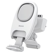 Автомобильный держатель Baseus Xiaochun Magnetic Car Phone Holder (SUCH-02) White