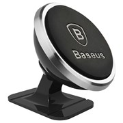 Автомобильный держатель Baseus 360-degree Rotation Magnetic Mount Holder (SUGENT-NT0S)
