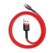 Кабель Baseus Cafule Cable USB For Micro 2.4A 0.5M (CAMKLF-A09)