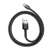Кабель Baseus Cafule Cable USB For Micro 2.4A 0.5M (CAMKLF-AG1)