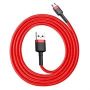 Кабель Baseus Cafule Cable USB For Micro 2.4A 1M (CAMKLF-B09)