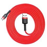 Кабель Baseus Cafule Cable USB For Micro 1.5A 2M (CAMKLF-C09)