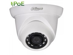 Видеокамера IP Dahua DH-IPC-HDW1230SP-0280B купольная 2Mп