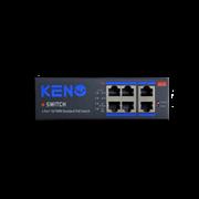 Коммутатор KENO KN-SW402POE+
