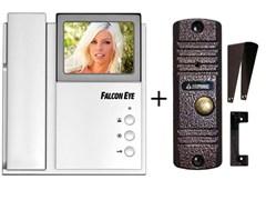 Комплект видеодомофона FE-4CHP2 + AVC-305 (PAL)