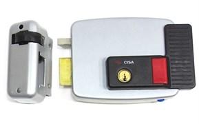Накладной электромеханический замок Cisa 11.610.60.2