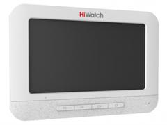 Аналоговый видеодомофон Hiwatch DS-D100MF