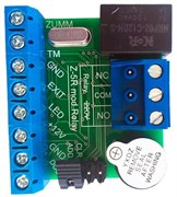 Считыватель Iron Logic Z-5R Relay (мод. Relay Wiegand)