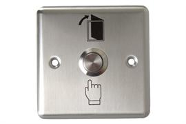 Кнопка выхода металлическая AT-H801B