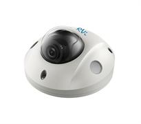 Видеокамера IР RVi-3NCF2166 (2 Мп)