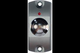 Кнопка выхода накладная с индикацией (пластиковая)