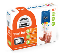 StarLine А93 2CAN+2LIN GSM ECO