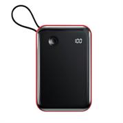 Внешний аккумулятор Baseus Mini S Digital Display 3A 10000mAh с Lightning кабелем (PPXF-B09)