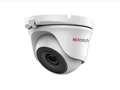 HD-TVI камера Hiwatch DS-T123