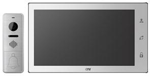 CTV-DP4102 FHD комплект видеодомофона