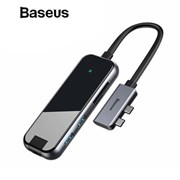 Хаб Baseus Type-C Multifunctional HUB Adapter 8-in-1 (CAHUB-FZ0G)