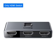 Адаптер Baseus Matrix HDMI Splitter (CAHUB-BC0G)