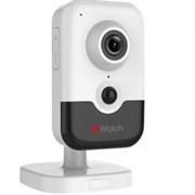 IP-видеокамера Hiwatch DS-I214(B) мини
