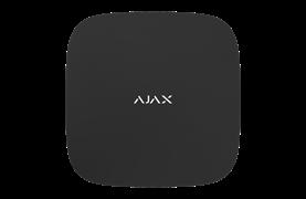 Центральная панель Ajax Hub 2 Plus LTE & Ethernet & WiFi