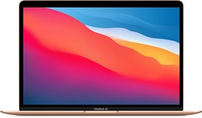 Apple MacBook Air M1 8/512 ГБ РСТ MGNE3RU/A Gold