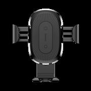 Автомобильный держатель с функцией беспроводной зарядки Baseus Wireless Charger Gravity Car Mount (WXYL-01)