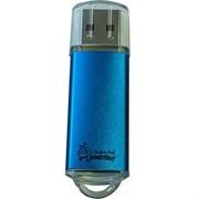 Флеш-накопитель USB  4GB  Smart Buy  V-Cut  синий