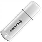 Флеш-накопитель USB  8GB  Transcend  JetFlash 370  белый
