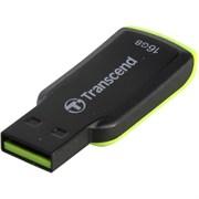 Флеш-накопитель USB  16GB  Transcend  JetFlash 360  чёрный